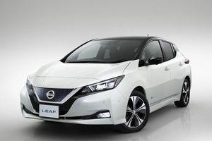 Xe điện Nissan Leaf 2018 dát đầy công nghệ, cháy hàng sau 1 tháng mở bán