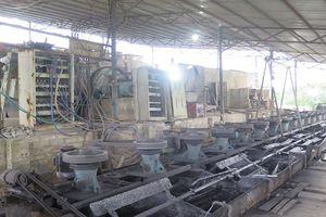 Thực hư chuyện nước thải nhà máy làm chết bò, dê ở Hà Giang
