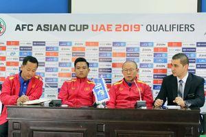 HLV Park Hang-seo: 'Tôi tin Tuyển Việt Nam sẽ giành chiến thắng trước Jordan'