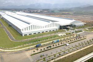 Cận cảnh nhà máy ô tô Mazda 12 nghìn tỷ, toàn robot của Thaco