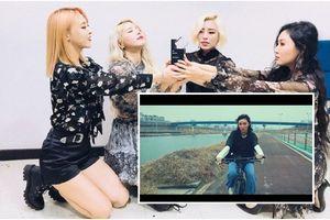 Vừa kết thúc quảng bá, bé út Mamamoo đã 'đánh úp' fan bằng MV 'cây nhà lá vườn'