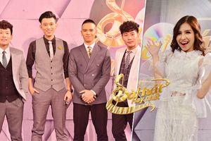 Shin Hồng Vịnh - Oplus: Hai Á quân X-Factor hội tụ tại Sing My Song 2018