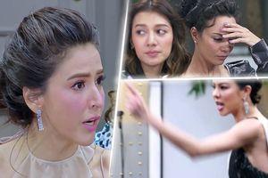Cris 'hóa Lukkade' mắng té tát HLV đội bạn tại tập 7 The Face Thailand All-Stars