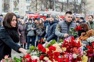 Chưa có thông tin người Việt bị nạn trong vụ hỏa hoạn ở Nga