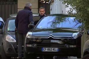 Cựu Tổng thống Pháp Nicolas Sarkozy trong gọng kìm tư pháp