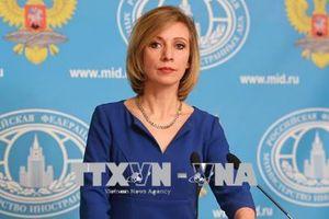 Vụ điệp viên Skripal: Nga sẽ đáp trả thích đáng các lệnh trục xuất