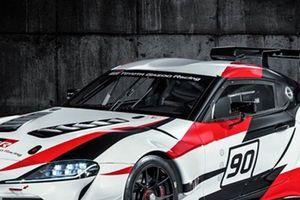 'Huyền thoại' Toyota Supra hồi sinh