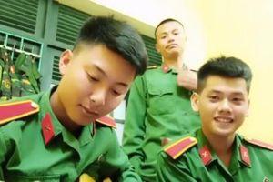 3 chàng bộ đội cover 'Cô gái 1m52' làm các nàng chân ngắn điên đảo