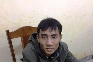 Nghệ An: Bắt quả tang nguyên cán bộ xã đi buôn ma túy