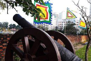 Đà Nẵng: Xây quảng trường lấy di tích Thành Điện Hải làm trung tâm