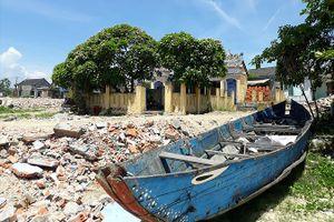 Dự án resort Nam Ô: Chưa cấp thủ tục xây dựng đã rao bán
