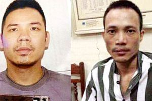Đề nghị truy tố 2 tử tù 'vượt ngục' Thọ sứt và Nguyễn Văn Tình