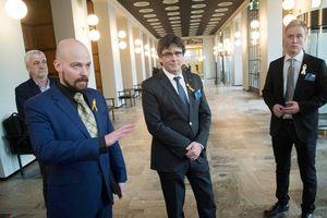 Đức: Gia hạn tạm giam đối với cựu Thủ hiến vùng Catalonia Puigdemont