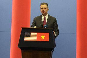 Đại sứ Kritenbrink: 'Đừng ai nghi ngờ sức mạnh cam kết của Hoa Kỳ trong quan hệ với Việt Nam'
