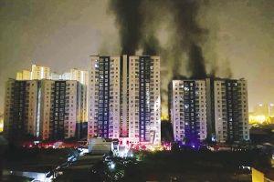 Sau vụ cháy chung cư Carina Plaza: Chủ đầu tư đối mặt nguy cơ phá sản