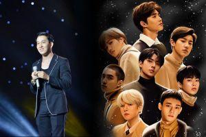 Fan EXO 'sôi sục' sau lời nhắn của thí sinh bị tố đạo nhạc Phạm Hoàng Duy