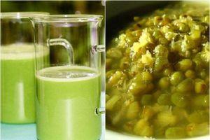 Cách nấu đậu xanh để giảm cân, thải độc, trẻ lại như gái 20
