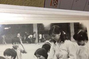 Bác sĩ Nguyễn Khắc Viện với môn đá cầu
