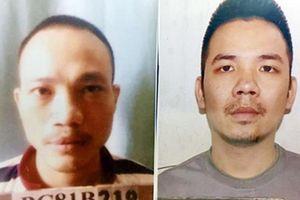 Hai tử tù bỏ trốn Thọ 'sứt' và Nguyễn Văn Tình bị đề nghị truy tố