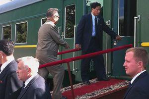Đoàn tàu 'tôm hùm' bí ẩn của lãnh đạo Triều Tiên