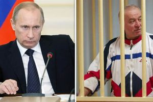 Vụ Skripal: Ông Putin bị đổ trách nhiệm người đứng đầu