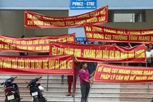 Nghệ An: Chung cư chưa đủ điều kiện PCCC, dân muốn di dời khẩn cấp