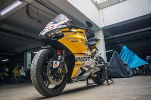 Ducati Panigale 899 độ style Moto GP 2018 tại Sài Gòn
