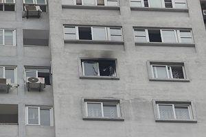 Cháy chung cư Văn Khê, Hà Đông: Chuyển hồ sơ cho công an điều tra