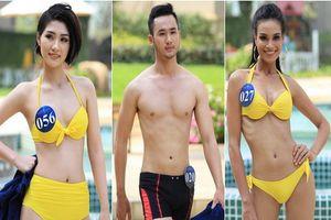 Chiêm ngưỡng màn trình diễn bikini nóng bỏng của top 30 Người mẫu thời trang Việt Nam 2018