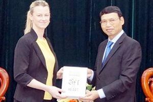 Hợp tác trao đổi văn hóa giáo dục Việt-Mỹ