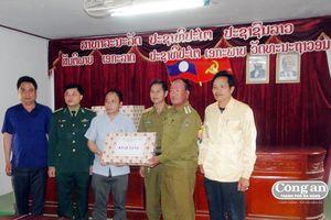 Phá án tại Phà Thang