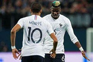 Kỷ lục của Mbappe và tầm vóc của Pogba