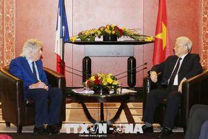 Không ngừng vun đắp để cây hữu nghị Pháp-Việt ngày càng tươi tốt