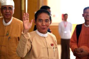 Ông Win Myint được bầu làm Tổng thống Myanmar