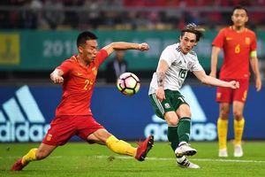 Bóng đá Trung Quốc bị chỉ trích sau giải giao hữu thảm bại