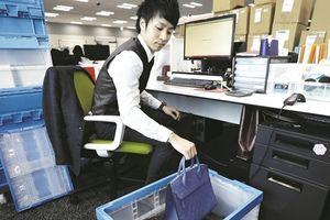 Công nghiệp 'second hand' tại Nhật