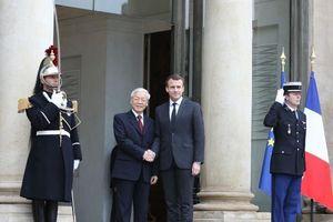 Báo chí Pháp đánh giá tích cực chuyến thăm của Tổng Bí thư Nguyễn Phú Trọng