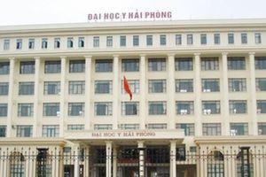 Đại học Y Hải Phòng dự kiến điểm sàn kì tuyển sinh năm 2018 chỉ từ 18 điểm