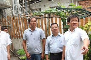 Sau vụ cháy Carina Plaza: Ông Đoàn Ngọc Hải đi kiểm tra PCCC tại quận 1