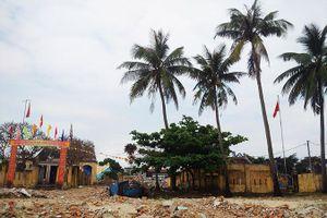 Dự án resort ở Nam Ô: Kiến nghị giữ nguyên trạng ghềnh đá, di tích