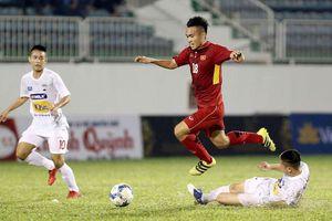 Thắng HAGL 3-1, U19 Việt Nam sớm vô địch giải quốc tế
