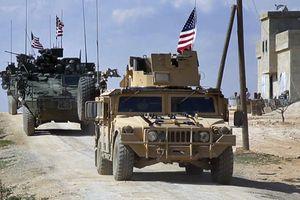 Mỹ xây dựng căn cứ quân sự ngay trên 'giếng dầu' lớn nhất của Syria