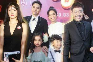 Trấn Thành phá lệ đến dự họp báo phim 'Ông ngoại tuổi 30' của Trịnh Thăng Bình, Kiều Trinh