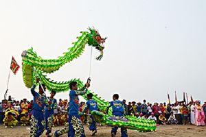 Hơn 50.000 lượt người dự Lễ hội Dinh Cô Long Hải