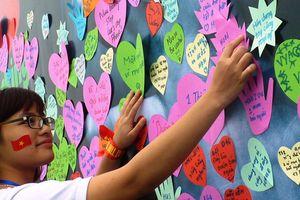 KHI GIỚI TRẺ 'NGHĨ TRẺ': Bài 3 - Kết nối những trái tim thiện nguyện