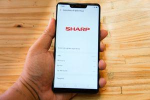 Sharp ra mắt smartphone Aquos S3 'tai thỏ' như iPhone X