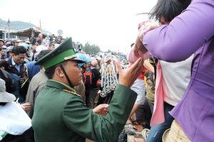 Lực lượng Biên phòng bắt đối tượng vận chuyển ma túy ra đảo Lý Sơn