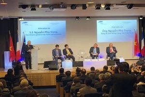 Đẩy mạnh hợp tác kinh tế Việt Nam-Pháp lên tầm cao mới