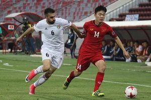 Video bàn thắng Jordan 1-1 Việt Nam