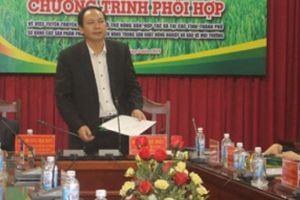 Hội NDVN - Con Cò Vàng hợp tác giúp nông dân mua phân bón tốt